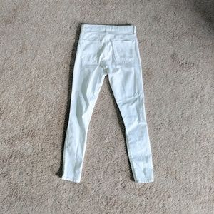 Topshop Jeans - NWOT Topshop Moto Leigh Ripped Skinny Jeans